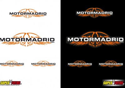 Restyling logotipo Motormadrid